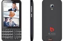 BQ Berkeley BQS-3552: Android-смартфон с QWERTY-клавиатурой