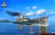 Начался закрытый бета-тест World of Warships