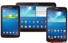 В РФ открыт предзаказ на Samsung GALAXY Tab PRO 10.1