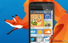 Mozilla выпустила обновление для Firefox OS