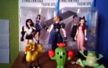 Square Enix запретила фанату продавать фигурки FF7, сделанные на 3D-принтере