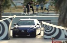 Lexus представил свой ховерборд