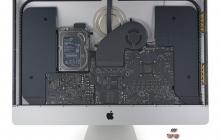 iFixit разобрали новый iMac с экраном 5K Retina