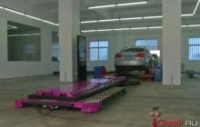 В Китае создан робот автопарковщик