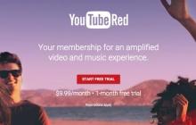 За год на YouTube Red подписалось 1,5 млн человек