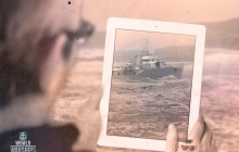 PortHub — приложение дополненной реальности от World of Warships