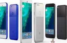 Google представила смартфоны Pixel и Pixel XL