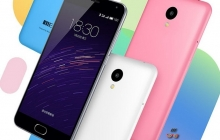 Meizu патентует смартфон с двумя экранами