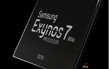 Samsung представила чип Exynos 7270
