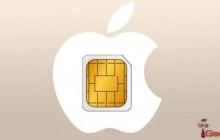 Как активировать электронную SIM-карту Apple в России