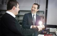 В Великобритании представили первую графеновую лампочку