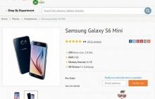 В Сети появился Galaxy S6 Mini