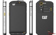 Caterpillar выпустила первый в мире смартфон с тепловизором