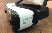 Samsung делает новый VR-шлем