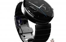 Motorola Moto 360: самые стильные смарт-часы