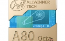 Allwinner A83T восьмиядерный чип для Full HD-планшетов