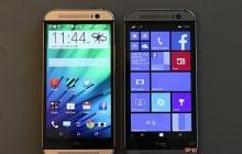 Состоялся анонс HTC One M8 на Windows Phone