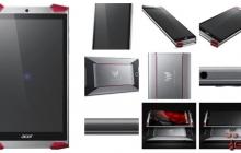 Стартовали продажи мощного игрового планшета Acer Predator 8 в России