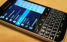 BlackBerry обещает выпустить кнопочный смартфон