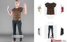 eBay приобрела стартап, позволяющий пользователю виртуально примерять одежду