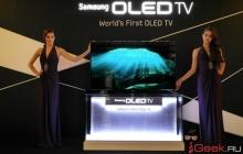 Samsung остановливает выпуск OLED-телевизоров