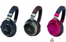 Audio-Technica MSR7 – свежий взгляд на наушники
