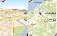 В Android-версии навигации Shturmann появились карты Прибалтики