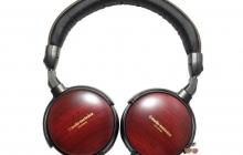 Audio-Technica ATH-ESW9 LTD – многогранный звук в корпусе из тикового дерева