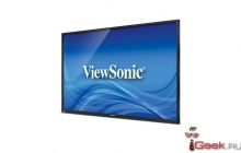 ViewSonic представляет новые коммерческие дисплеи