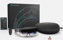 Microsoft HoloLens поступил в открытую продажу