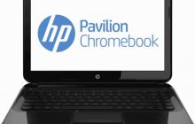 Вышел первый Chromebook от HP