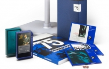 Astell&Kern представила Hi-Fi плеер АК240 Blue Note Limited Edition