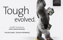 Corning 3D Gorilla Glass для мобильных устройств