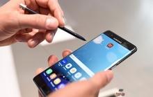 Продажи Galaxy Note 7 в Южной Корее возобновлены
