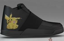 Смарт-кроссовки для игроков Pokemon Go