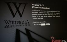 В Китае была полностью заблокирована Википедия