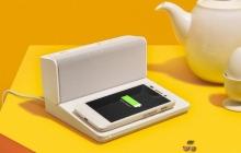 Ohm Bluetooth-колонка и беспроводное зарядное устройство