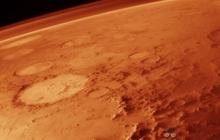 Опубликовано первое 3D-видео Марса