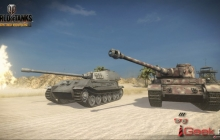 В WoT: Xbox 360 Edition появилась вторая линейка немецких тяжей