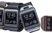 Samsung анонсировала две модели «умных» часов