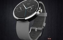Smart Watch от Motorola в классической оправе