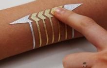 Немецкие ученые разработали умные татуировки