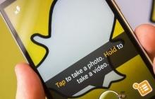 Snapchat поменял дизайн мессенджера
