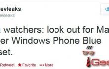 Nokia готовит новый Windows Phone-смартфон