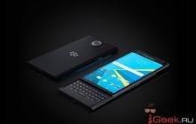 TCL будет выпускать смартфоны под брендом BlackBerry