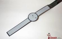 Смарт-часы от Sony на E-ink