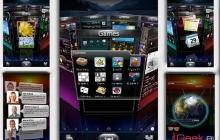 Попробуйте SPB Shell 3D, если вам надоел ваш смартфон