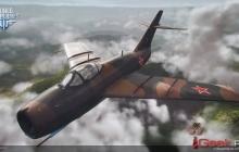 Легендарные МиГи уже в World of Warplanes