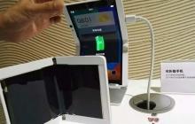 Oppo продемонстрировала прототип семидюймового смартфона со складным дисплеем