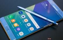 Продажи Samsung Galaxy Note 7 стартуют в Европе 28 октября